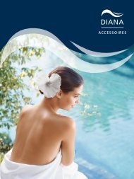 Accessoires und Kosmetikspiegel - Diana