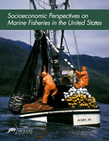 Socioeconomic Perspectives on Marine Fisheries in the United States