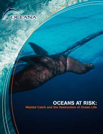 Report: Oceans At Risk - The Pew Charitable Trusts