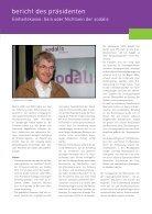 sodalis Geschäftsbericht 2013 - Seite 3