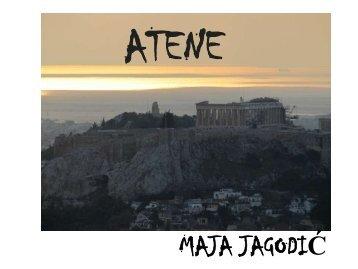 Atene (Maja Jagodić) - Pravna fakulteta
