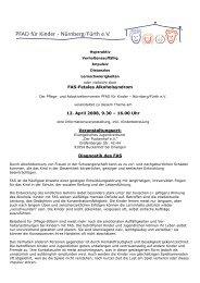 FAS-Fetales Alkoholsyndrom - Pflege- und Adoptivfamilienverein ...