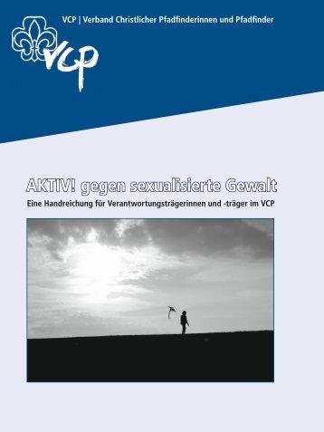 AKTIV! Gegen sexualisierte Gewalt - Arbeitsgemeinschaft der ...