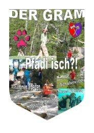 Gram 1003 - Pfadi Weiach