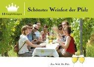 Schönstes Weinfest der Pfalz
