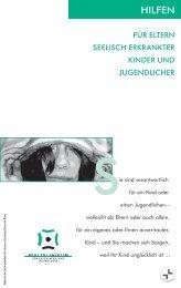 Hilfen für Eltern seelisch erkrankter Kinder und ... - Pfalzklinikum