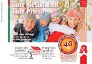 Gute Gesundheit Gute Preise - apolu.de wcms 1.1.2