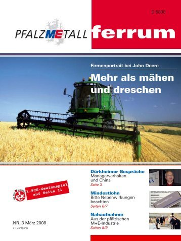 ferrum Ausgabe 3-2008 (580.19 kB) - PfalzMetall