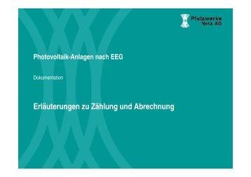 herunterladen (PDF) - Pfalzwerke Netz AG