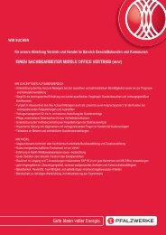 Download (PDF, 37482 kB) - Pfalzwerke