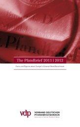 The Pfandbrief 2011   2012