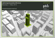 07.03.2013 - Präsentation zur Bilanzpressekonferenz - Deutsche ...