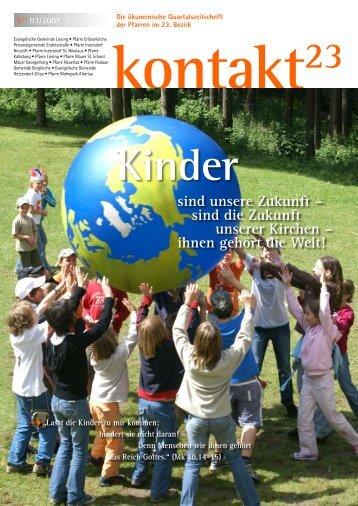 September - Ausgabe (03/2007) - Erlöserkirche