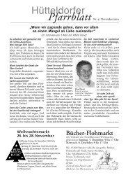 hütteldorfer pfarrblatt 4/10 online.qxd:Layout 1 - Pfarre St. Andreas ...