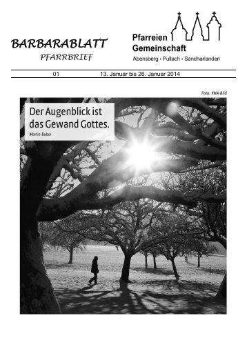 klicken - Pfarrei Abensberg