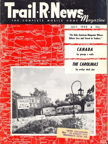 I have found a Trail-R-News dated July 1955. - Sierra Nevada ...