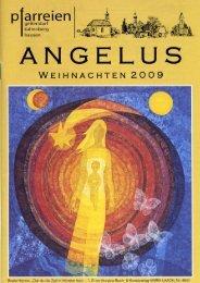 Weihnachten 2009 - der Pfarreien Geltendorf - Kaltenberg - Hausen