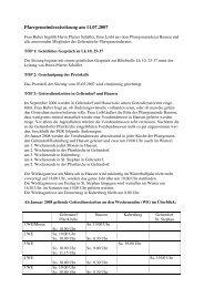 Protokoll vom 11.7.2007 - der Pfarreien Geltendorf - Kaltenberg ...