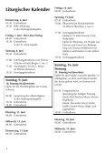 STANS · OBERDORF · BÜREN - Pfarrei Stans - Page 4