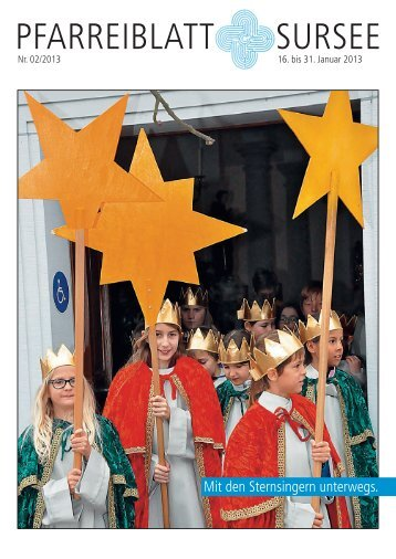 Umschlag EFZ D 70 mm - Katholische Kirchgemeinde und Pfarrei St ...