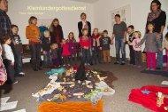 Kleinkindergottesdienst im Pfarrheim