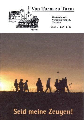 Pfarrbrief 04 - Katholische Pfarrei Vilseck St. Ägidius