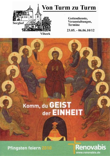 Pfarrbrief 12 HP - Katholische Pfarrei Vilseck St. Ägidius