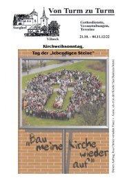 Pfarrbrief 22 - Katholische Pfarrei Vilseck St. Ägidius