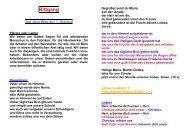 Bittgang Texte.pdf - Katholische Pfarrei Vilseck St. Ägidius