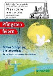 Pfarrbrief_Pfingsten-11_klein - Katholische Gemeinde ...