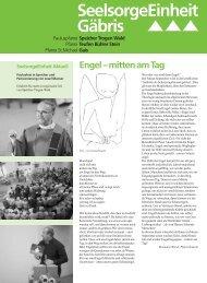 Ausgabe 12/2013 - Pfarreiforum