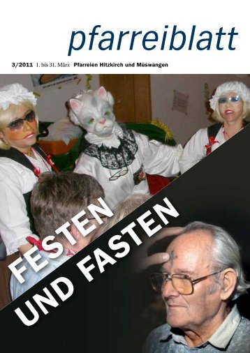 2011-03 Maerz.pdf - Pfarrei Hitzkirch