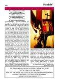 Pfarrbrief - Pfarrkirche Mayrhofen und Brandberg - Page 3