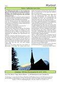 Pfarrbrief - Pfarrkirche Mayrhofen und Brandberg - Seite 3