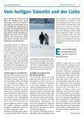 Vom heiligen Valentin und der Liebe - Pfarrei Hitzkirch - Page 3