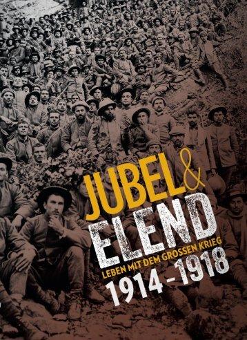 """Katalog zur Ausstellung """"JUBEL"""