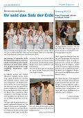 zu Gast am Anastasiustreffen - Pfarrei Hitzkirch - Page 5