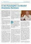 zu Gast am Anastasiustreffen - Pfarrei Hitzkirch - Page 6