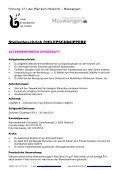 Chileschnuppere Homepage - Pfarrei Hitzkirch - Page 2