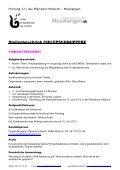 Chileschnuppere Homepage - Pfarrei Hitzkirch - Page 5
