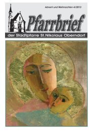 PFB_Weihnacht 2013 fuer Web.pdf - Pfarre Oberndorf an der Salzach