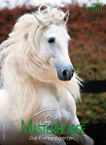 NEU - Die Pferdefutterexperten