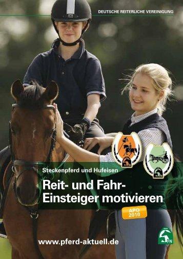 Hufeisen Reiten und Fahren - Reit- und Fahrverein Bad Meinberg e.V.