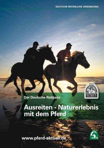Deutscher Reitpass - Pferdesportverband Bremen