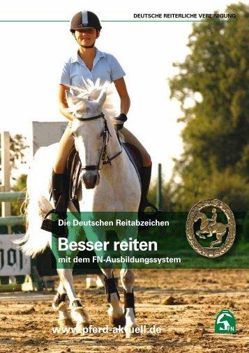 Deutsche Reitabzeichen - Pferdesportverband Bremen