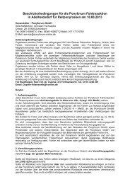 Fohlenauktion - Pferdezuchtverband Mecklenburg-Vorpommern