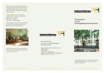 Schulstation - Das Pestalozzi-Fröbel-Haus