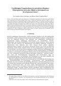 Unabhängige Organisationen in autoritären Regimes - PFH Private ... - Seite 3