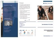 PDF-Flyer downloaden - PFH Private Hochschule Göttingen