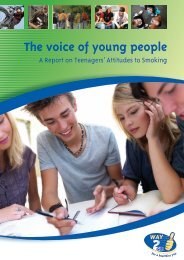 The voice of young people - Pfizer